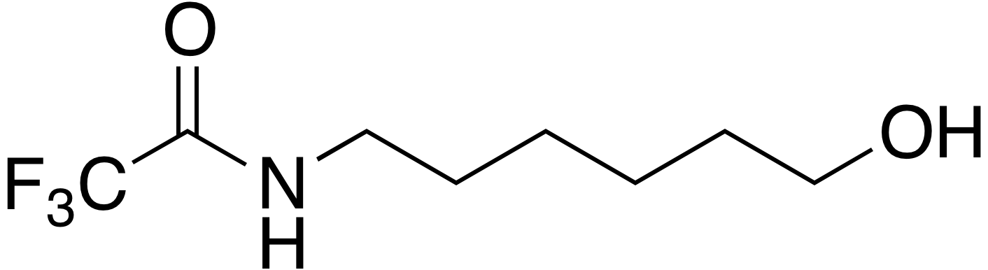 N-(6-Hydroxyhexyl)trifluoroacetamide