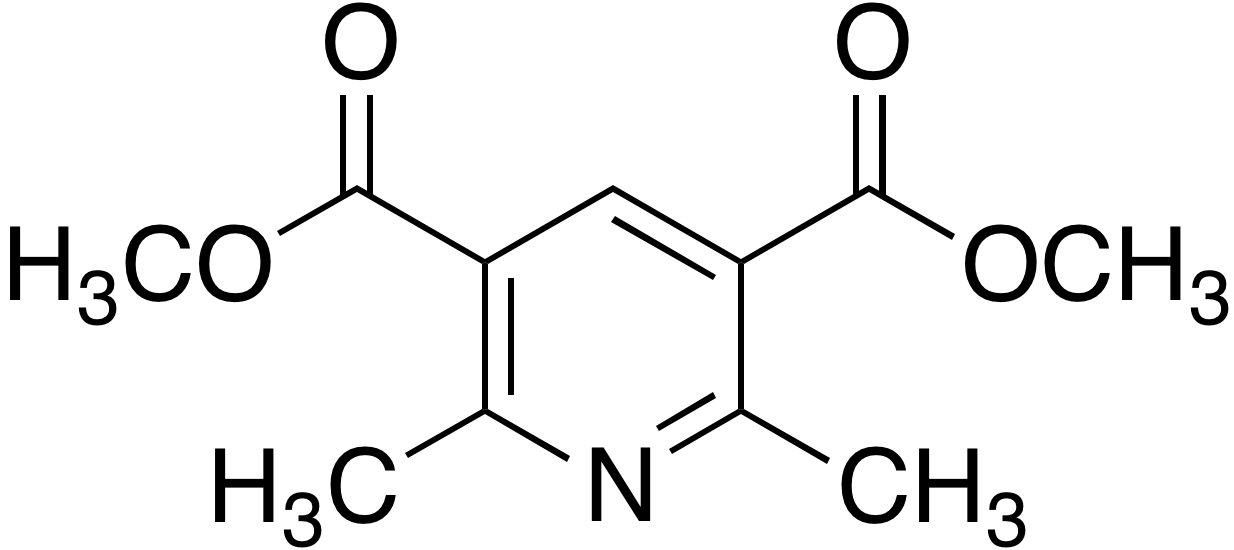 2,6-Dimethylpyridine-3,5-dicarboxylic acid methyl ester