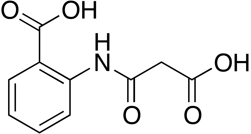 N-Carboxymethylcarbonylanthranilic acid