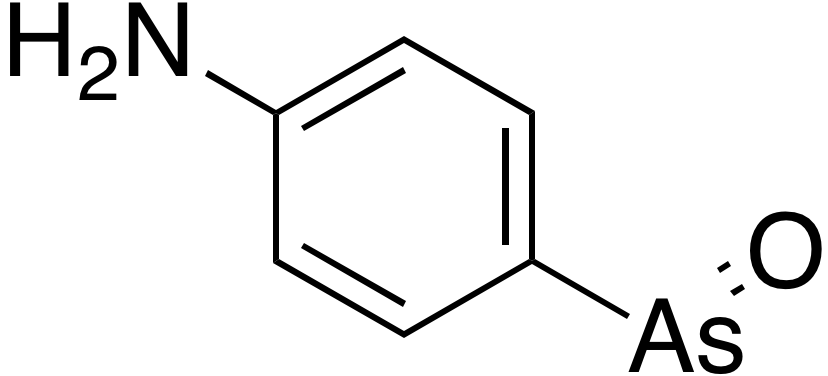 p-Aminophenylarsine oxide
