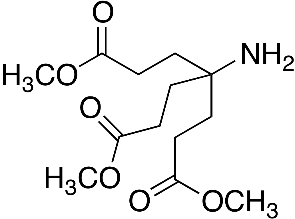Dimethyl 4-amino-4-(3-methoxy-3-oxopropyl)heptanedioate