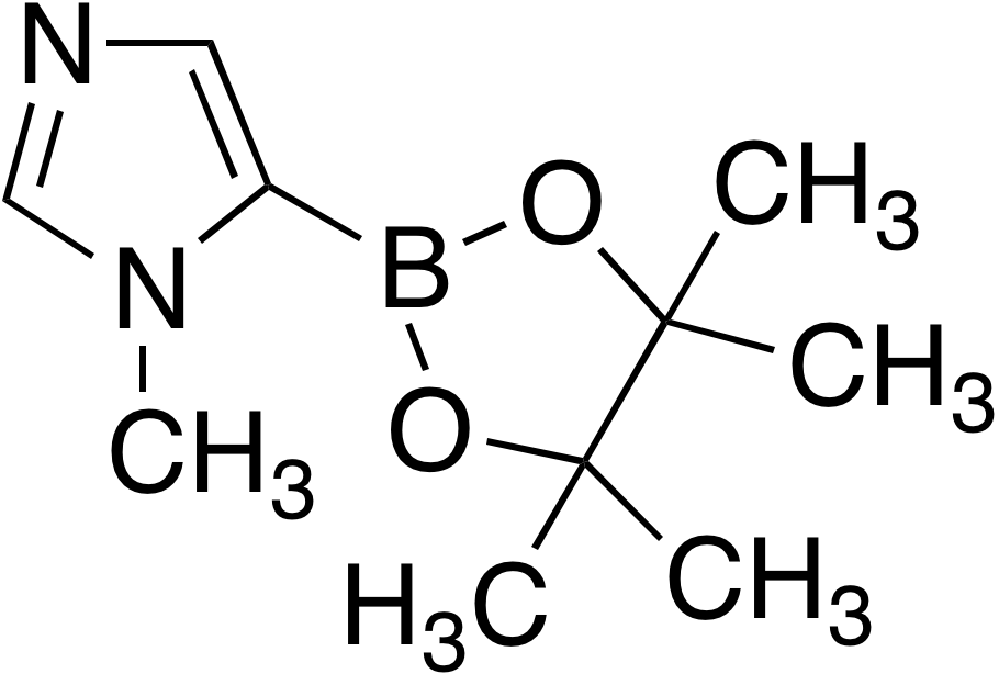 1-Methyl-1H-imidazole-5-boronic acid pinacol ester