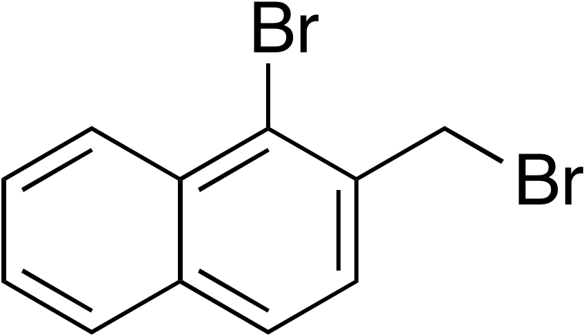 1-Bromo-2-(bromomethyl)naphthalene