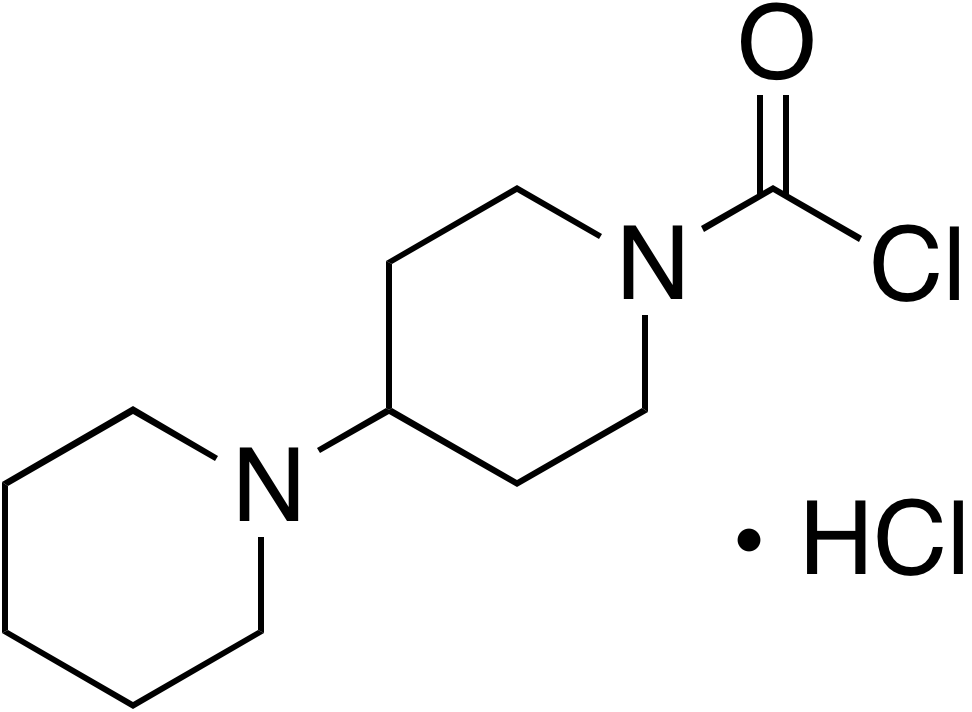 1-Chlorocarbonyl-4-piperidinopiperidine hydrochloride
