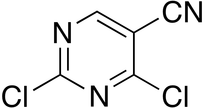 2,4-Dichloropyrimidine-5-carbonitrile