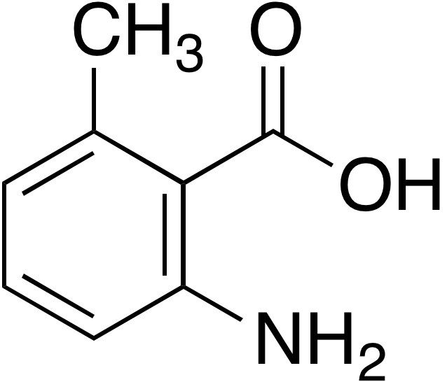 2-Amino-6-methylbenzoic acid