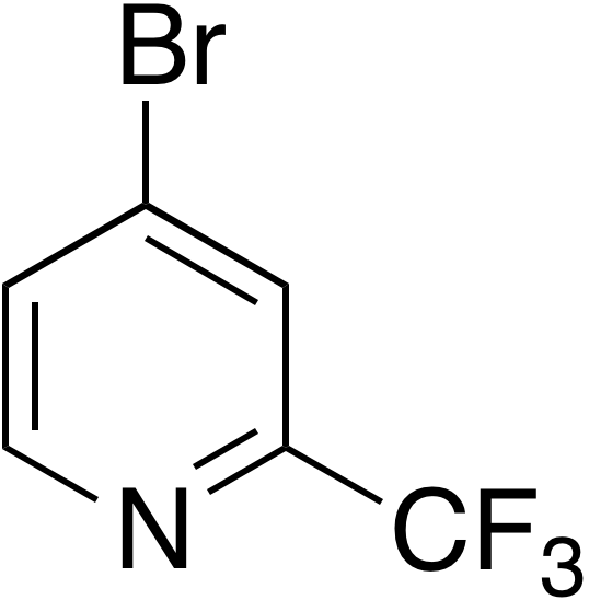 4-Bromo-2-(trifluoromethyl)pyridine