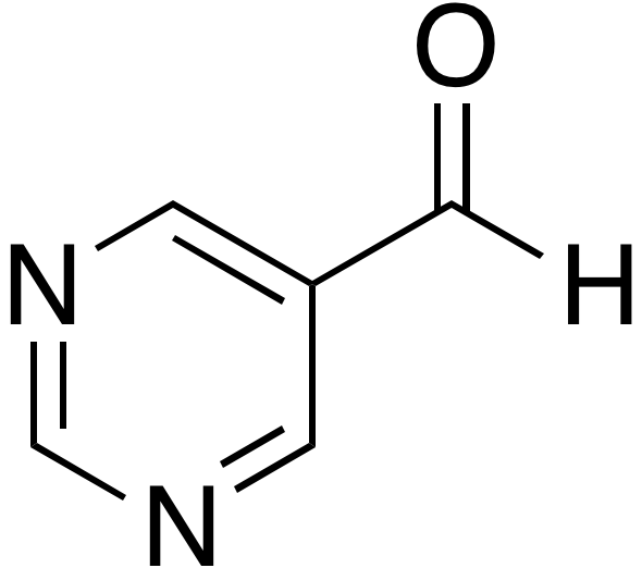 Pyrimidine-5-carbaldehyde