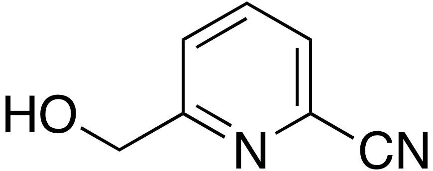 6-(Hydroxymethyl)-2-pyridinecarbonitrile