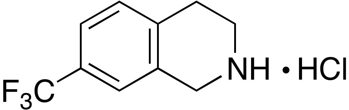7-(Trifluoromethyl)-1,2,3,4-tetrahydroisoquinoline hydrochloride