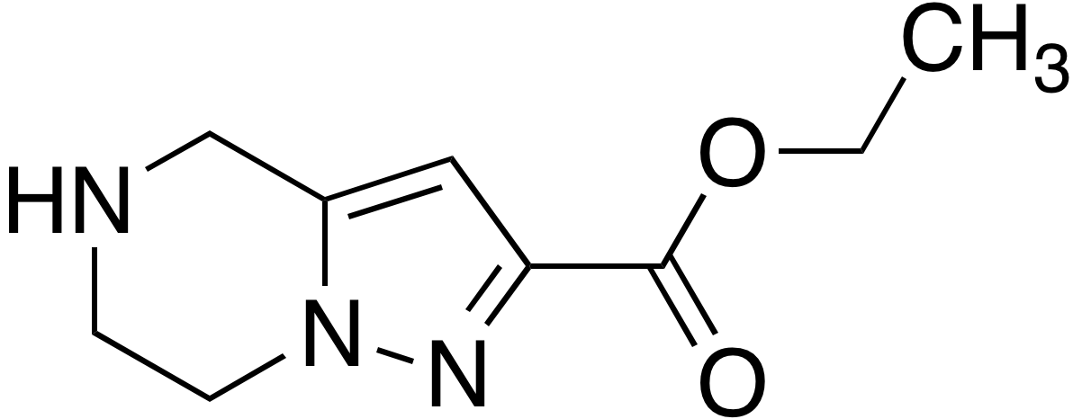 4,5,6,7-Tetrahydropyrazolo[1,5-a]pyrazine-2-carboxylic acid ethyl ester