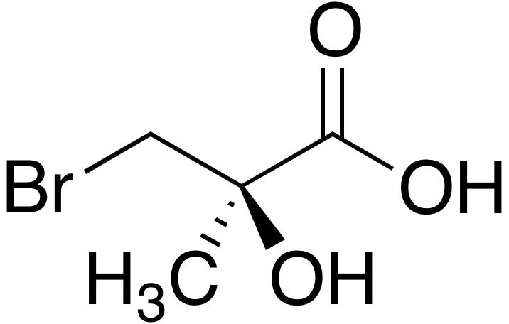 (R)-3-Bromo-2-hydroxy-2-methylpropionic acid