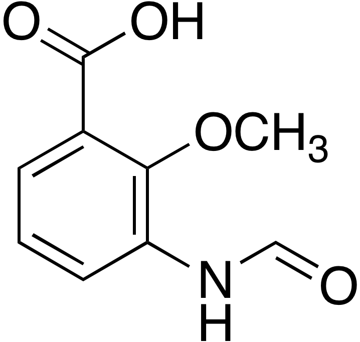 3-Formamido-2-methoxybenzoic acid