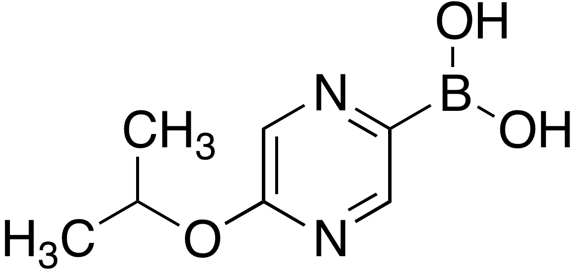 5-Isopropoxypyrazine-2-boronic acid