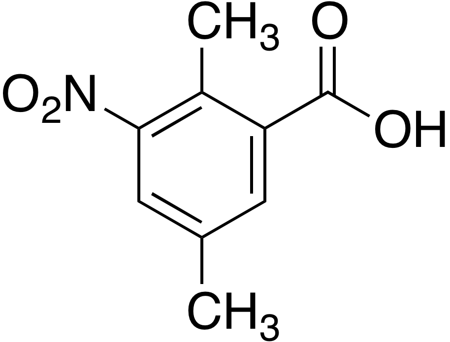 2,5-Dimethyl-3-nitrobenzoic acid