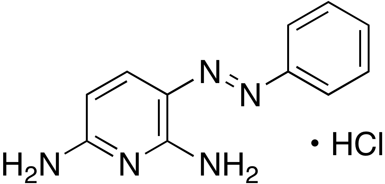 Phenazopyridine hydrochloride