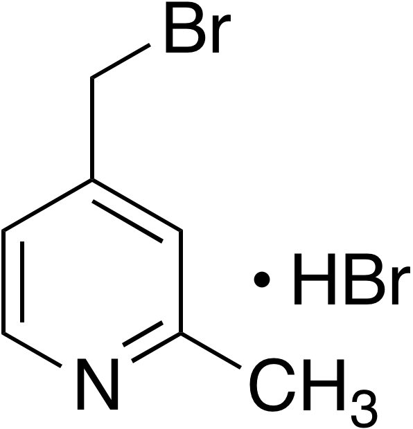 2-Methyl-4-(bromomethyl)pyridine hydrobromide