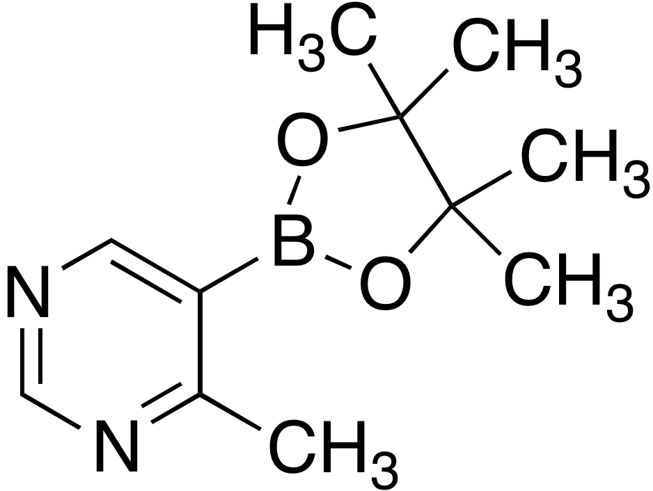 4-Methylpyrimidine-5-boronic acid pinacol ester