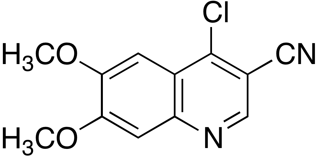 4-Chloro-6,7-dimethoxyquinoline-3-carbonitrile