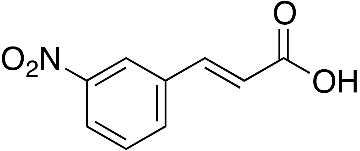 trans-3-Nitrocinnamic acid