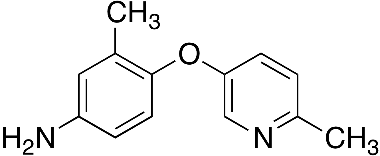 3-Methyl-4-(6-methylpyridin-3-yloxy)phenylamine