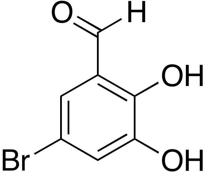 5-Bromo-2,3-dihydroxybenzaldehyde