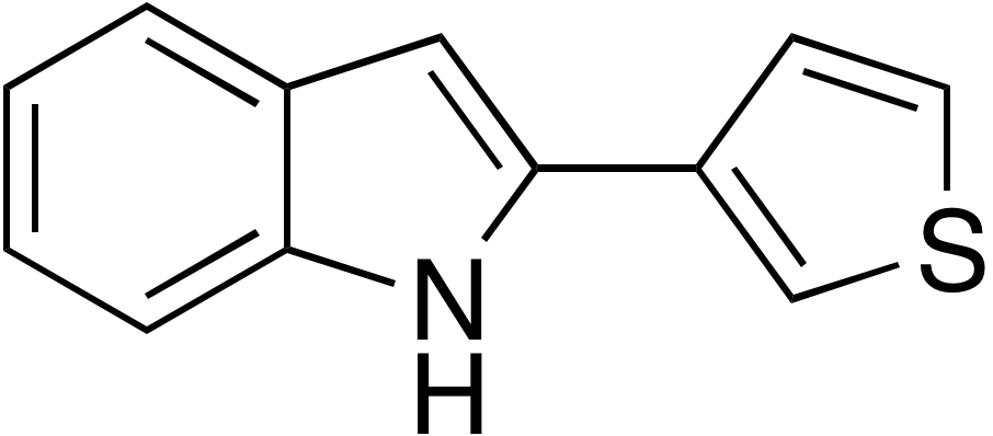 2-(3-Thiopheneyl)indole