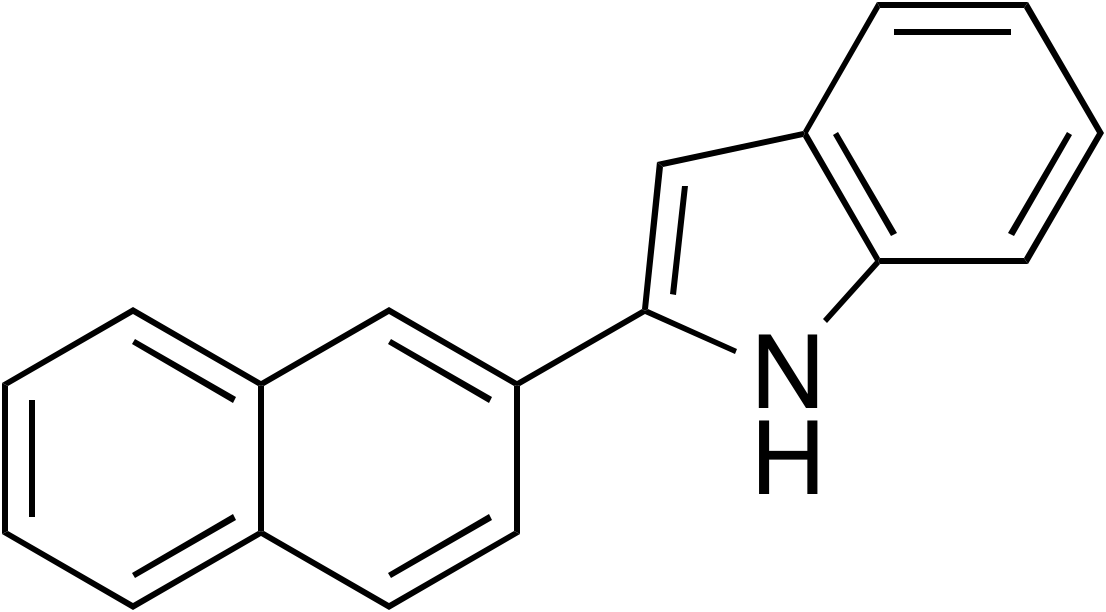 2-(2-Naphthyl)Indole