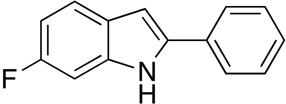 6-Fluoro-2-phenylindole