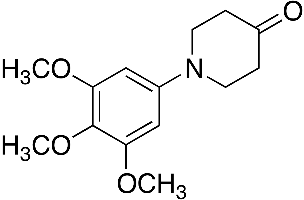 1-(3,4,5-Trimethoxyphenyl)-4-piperidinone