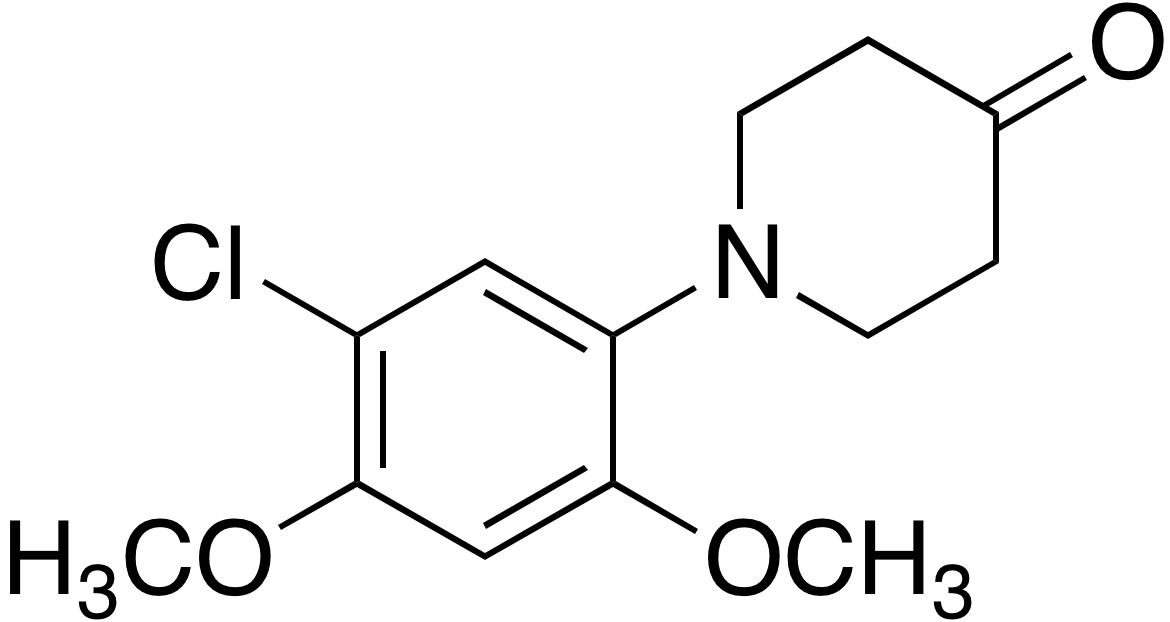 1-(5-Chloro-2,4-dimethoxyphenyl)-4-piperidinone