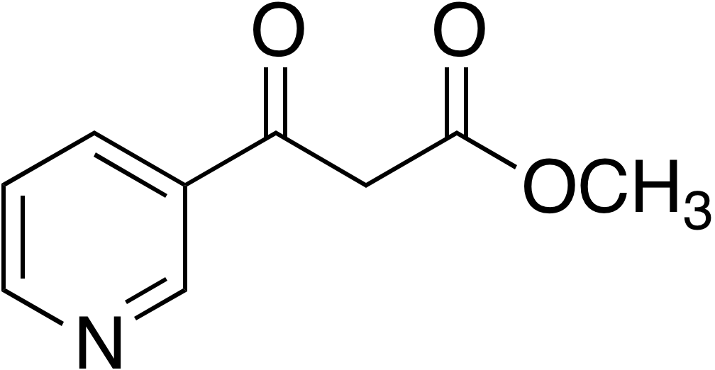 Methyl nicotinoylacetate