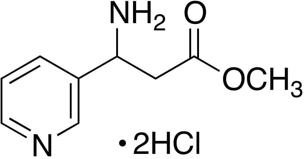 Methyl 3-Amino-3-(3-pyridyl)propanoate dihydrochloride