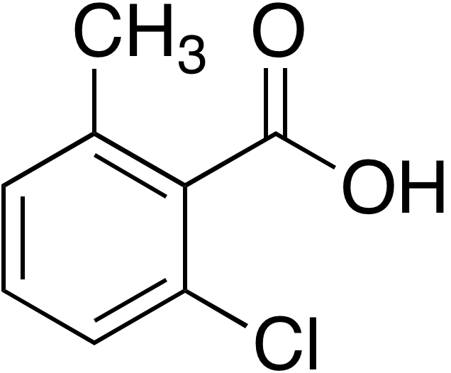 2-Chloro-6-methylbenzoic acid