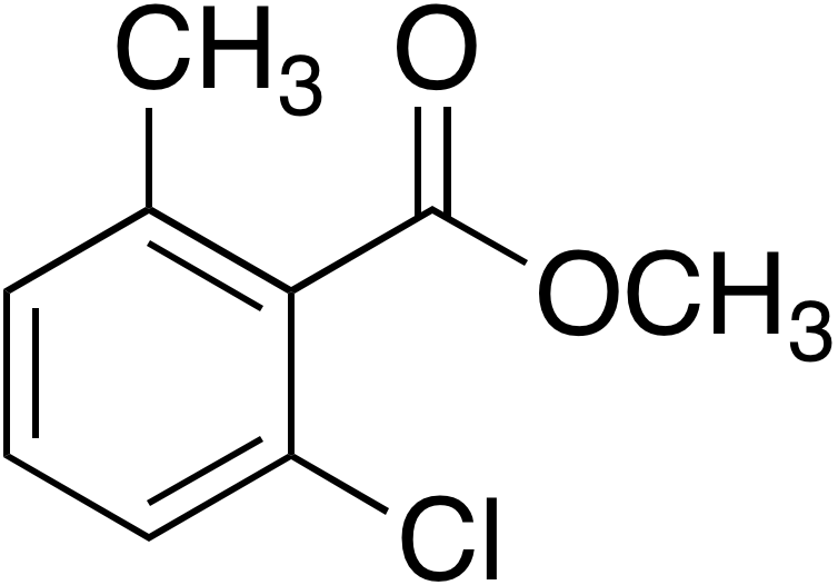 Methyl 2-chloro-6-methylbenzoate