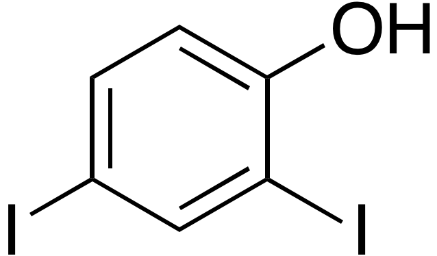 2,4-Diiodophenol