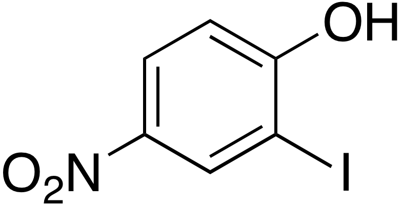2-Iodo-4-nitrophenol