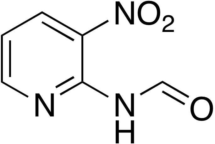N-(3-Nitro-2-pyridinyl)formamide
