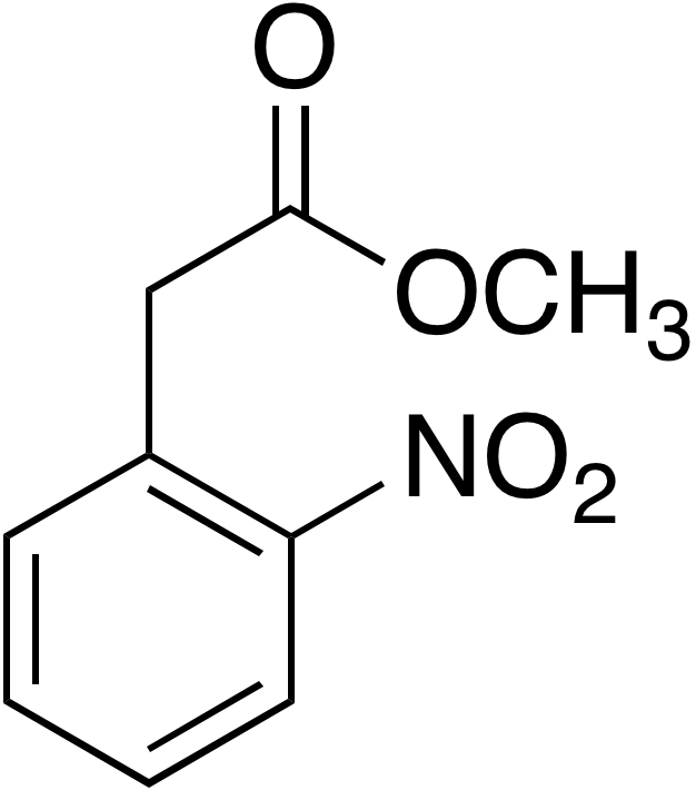 Methyl 2-nitrophenylacetate