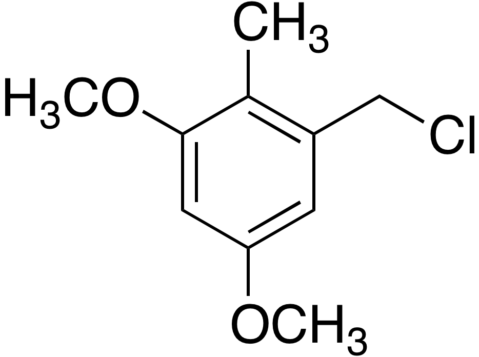 3,5-Dimethoxy-2-methylbenzylchloride