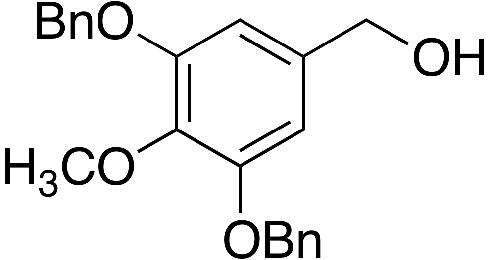 (3,5-Bisbenzyloxy-4-methoxyphenyl)methanol