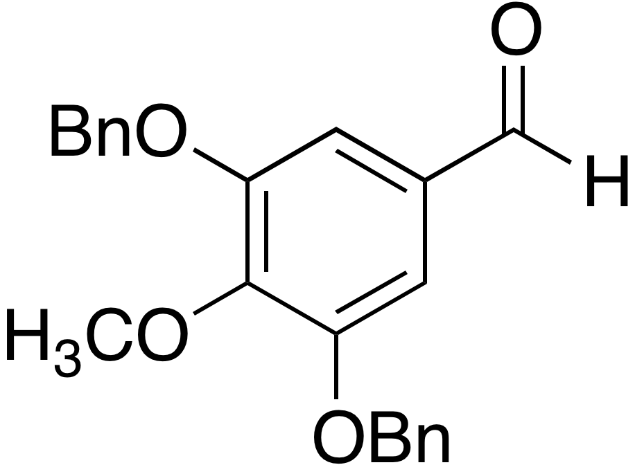 3,5-Bisbenzyloxy-4-methoxybenzaldehyde