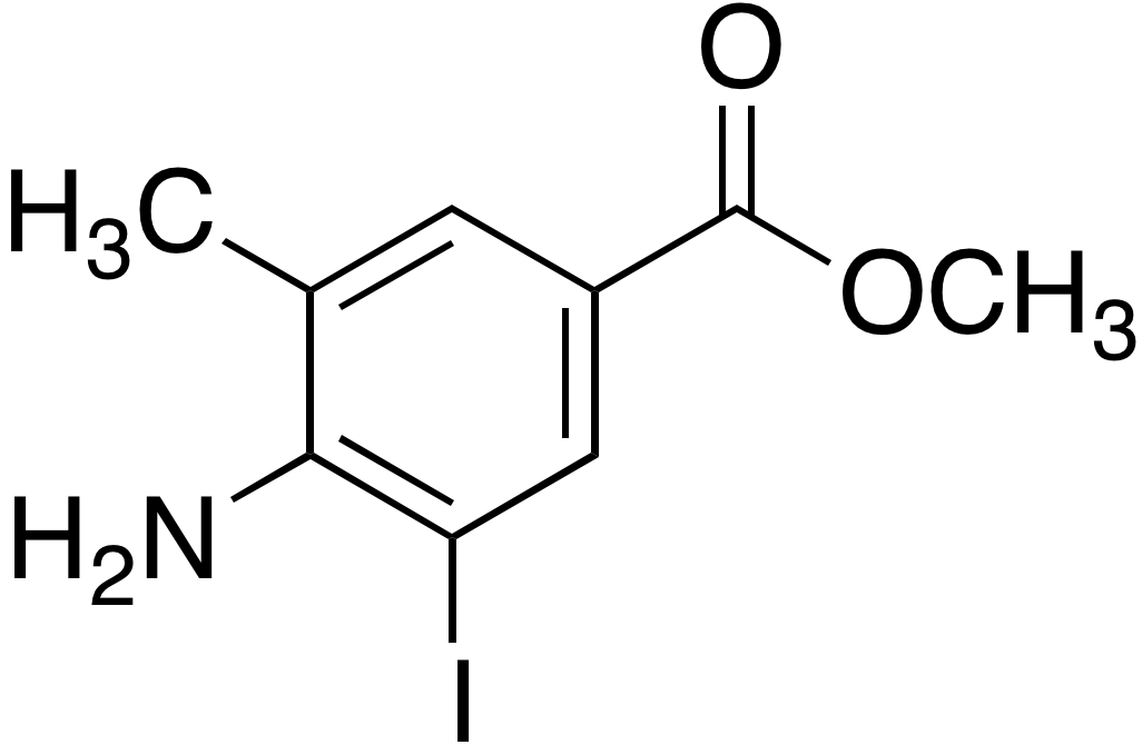 Methyl 4-amino-3-iodo-5-methylbenzoate