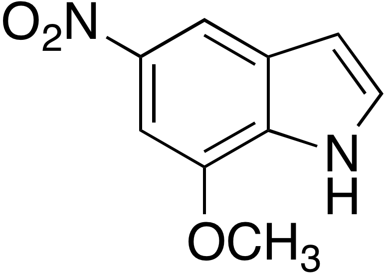 7-Methoxy-5-nitroindole