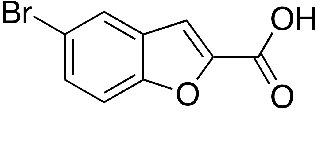 5-Bromobenzofuran-2-carboxylic acid