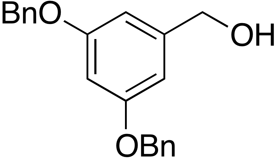 3,5-Bisbenzyloxybenzyl alcohol