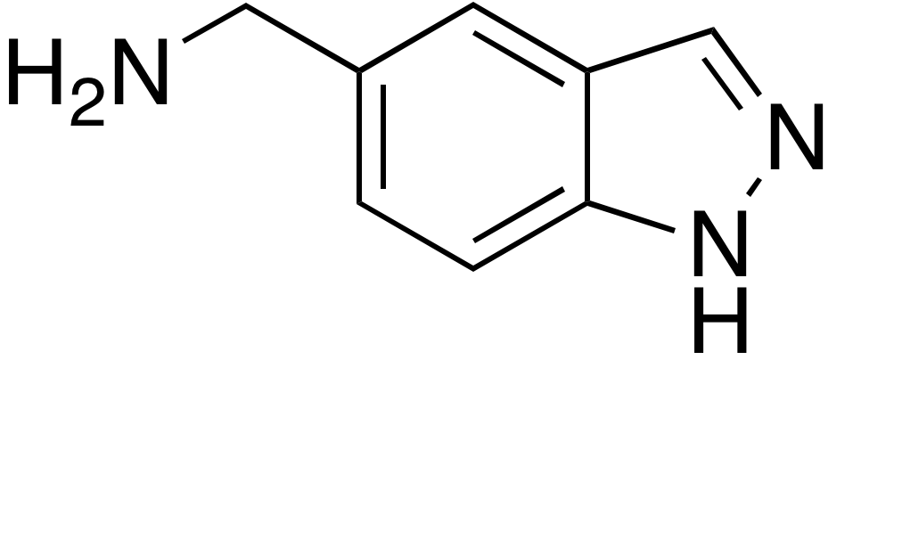 5-Aminomethyl indazole