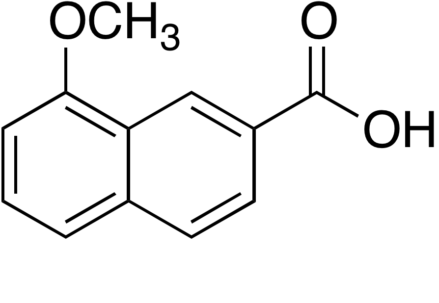 8-Methoxynaphthalene-2-carboxylic acid