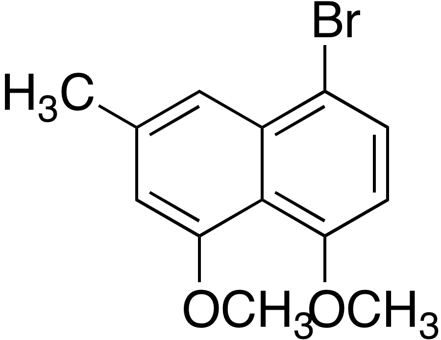1-Bromo-4,5-dimethoxy-7-methylnaphthalene