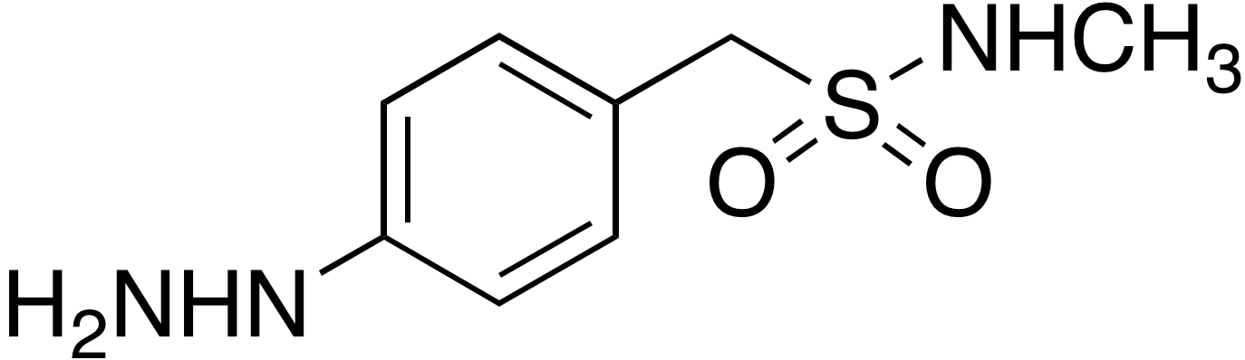 4-Hydrazino-N-methylbenzenemethanesulfonamide